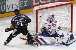 Gottéron s'incline contre Zurich Lions