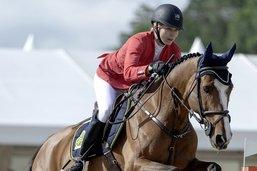 Christina Liebherr: «J'ai réappris à monter à cheval»