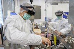 La réalité augmentée au travail