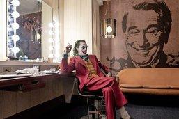 Les superhéros sortent leur Joker