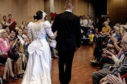 La robe de mariée à travers l'histoire
