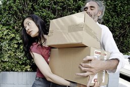 Le vaste concept du déménagement