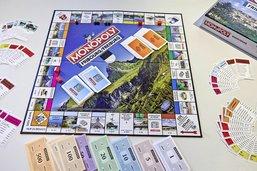 Un Monopoly à la sauce fribourgeoise