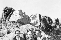 Donald sur le Mont-Rushmore?