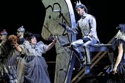 Il était une fois Cendrillon à l'opéra