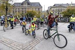 «Envisager le vélo toute l'année»