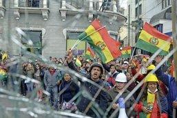 Evo Morales annonce sa démission