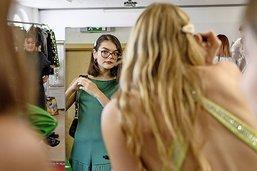 La mode investit l'ancienne brasserie