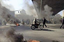 L'Iran s'enflamme à cause de l'essence