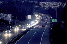 Tronçon de l'autoroute A12 fermé de nuit