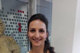 Anne-Gaëlle Villet est la nouvelle directrice du Musée de l'Abbatiale de Payerne