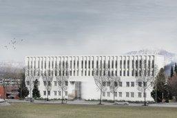 Un bâtiment rénové pour l'administration et les écoles
