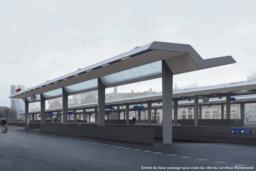 La gare de Fribourg sera remodelée