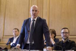 Pierre Mauron quitte la tête du groupe socialiste