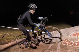 Cyclocross de nuit à Payerne