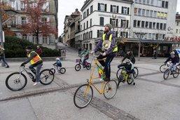 Une troisième Faites du Vélo à Fribourg
