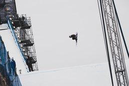 Mathilde Gremaud gagne le Big Air de Modène