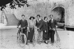 L'histoire du vélo se raconte