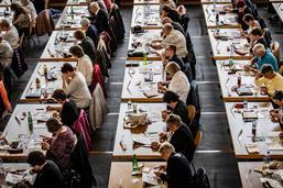 Tournoi du Scrabble Club Fribourg