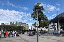 La grève pour le climat de retour au coeur de Fribourg
