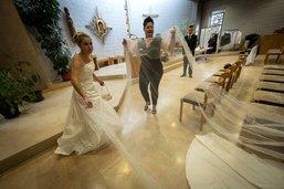 Aux Martinets: la robe de mariée, de 1927 à nos jours