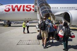 Fribourg dépose une initiative pour taxer les billets d'avion