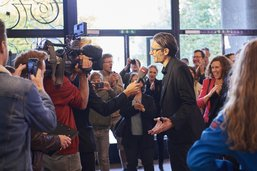 Conseil national: les Verts prennent un siège à l'UDC