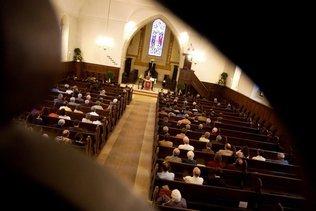 Les réformés acceptent une Eglise suisse