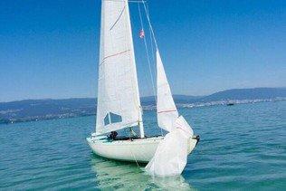Un navigateur disparaît au large d'Estavayer