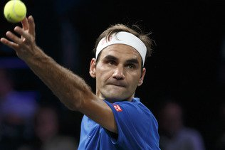 Roger Federer remet le Team Europe dans le match