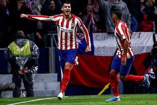 Ligue des champions: le minimum pour l'Atlético