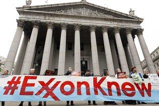 Ouverture d'un procès inédit contre ExxonMobil à New York