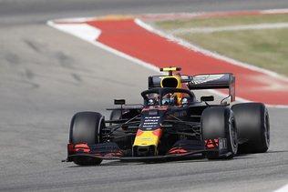 Red Bull-Honda: Albon sera le coéquipier de Verstappen en 2020