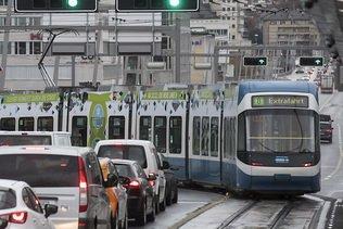 Dans le canton de Zurich, les transports publics auront la priorité