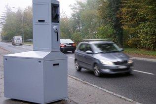 Deux radars semi-automatiques dans le canton de Fribourg