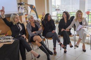 Un comité 100% féminin au FC Fribourg