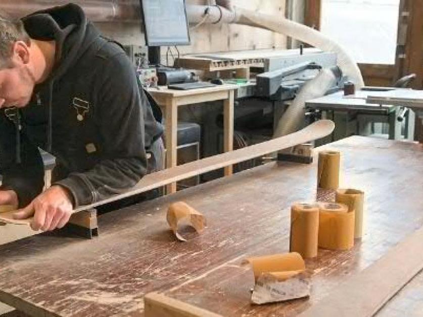 Le Musée alpin suisse devient un atelier de fabrication montagnard