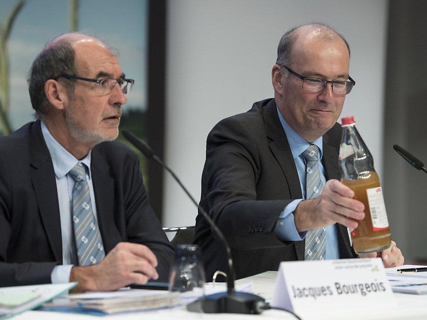 Le lobby paysan toujours bien représenté à Berne