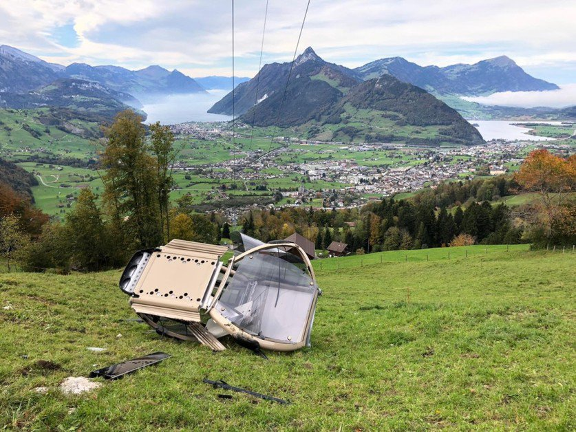 Télécabine schwyzoise remise en service vendredi