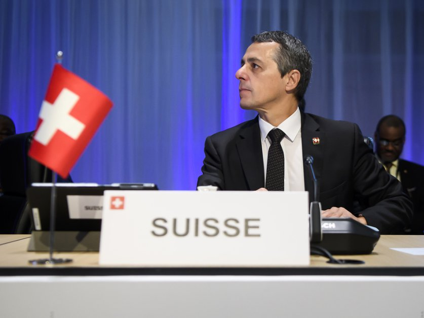I. Cassis promeut le multiculturalisme suisse devant l'UNESCO - La Liberté