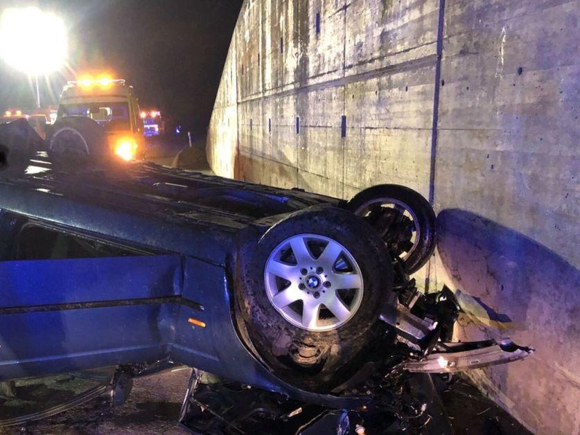 Accident mortel de la circulation en Valais