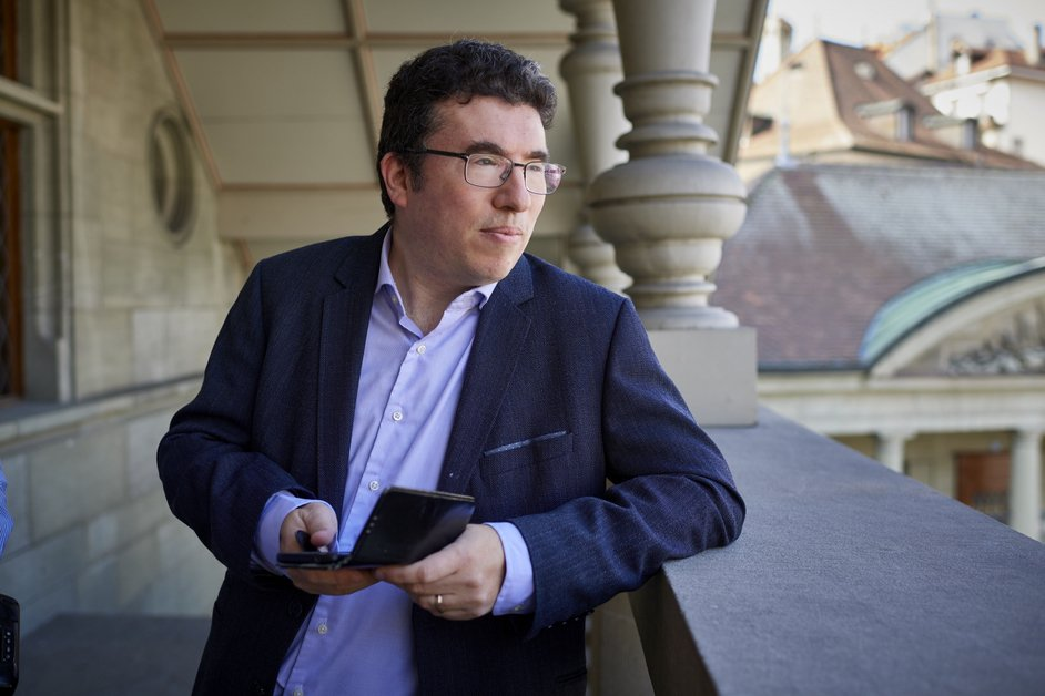 Bruno Marmier quitte la présidence des Verts