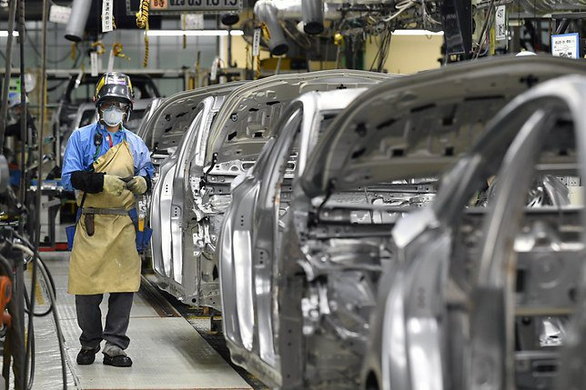 Coronavirus: Toyota prolonge l'arrêt d'usines en Chine