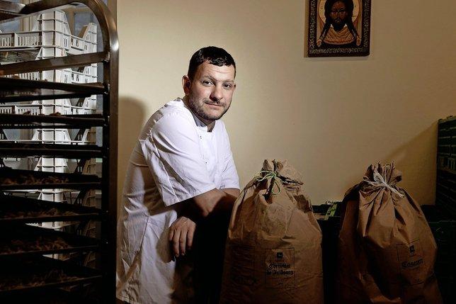 Des pâtes produites au monastère