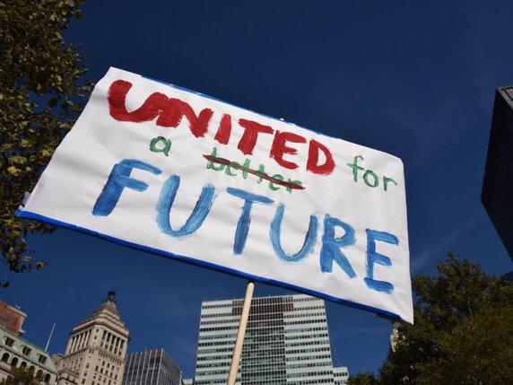 Une marche pour le climat pour faire réagir la COP25 — Madrid