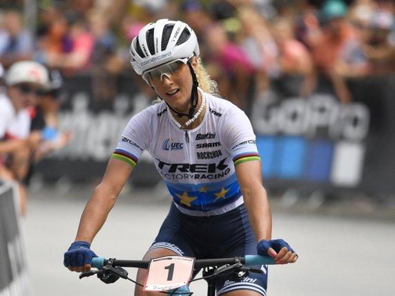 Jolanda Neff gravement blessée à l'entraînement — VTT