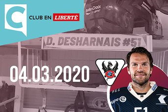 Rencontrez David Desharnais