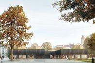 Bulle dessine sa nouvelle Maison du patrimoine et de la culture