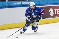 Hockey: l'équipe de Suisse avec trois Fribourgeois