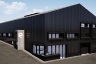 Une halle industrielle pour Albert Descloux SA